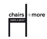 Chairs+more